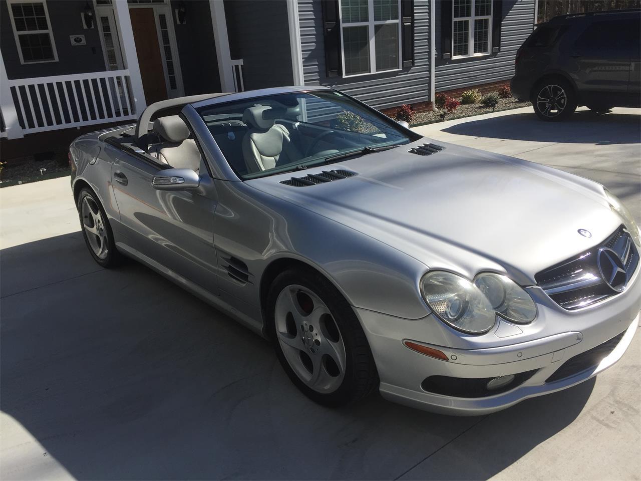 2005 Mercedes-Benz SL500 (CC-1314009) for sale in Manson, North Carolina