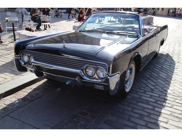1961 Lincoln Continental (CC-1314012) for sale in New York, New York