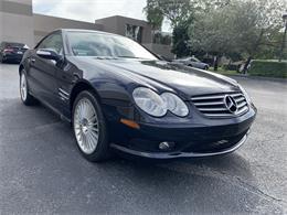 2005 Mercedes-Benz 500SL (CC-1314013) for sale in Boca Raton, Florida