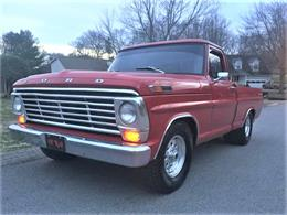 1967 Ford F100 (CC-1314025) for sale in Franklin, Tennessee