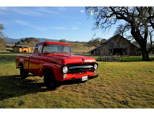 1957 Ford F100 (CC-1314029) for sale in Sedro-Woolley, Washington