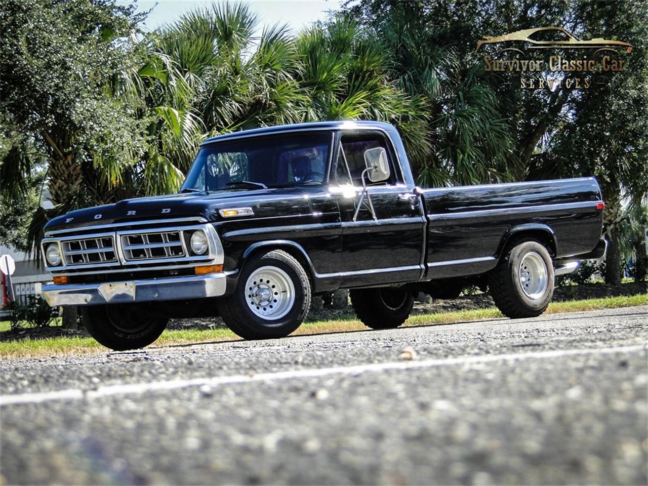 for sale 1971 ford f100 in palmetto, florida cars - palmetto, fl at geebo