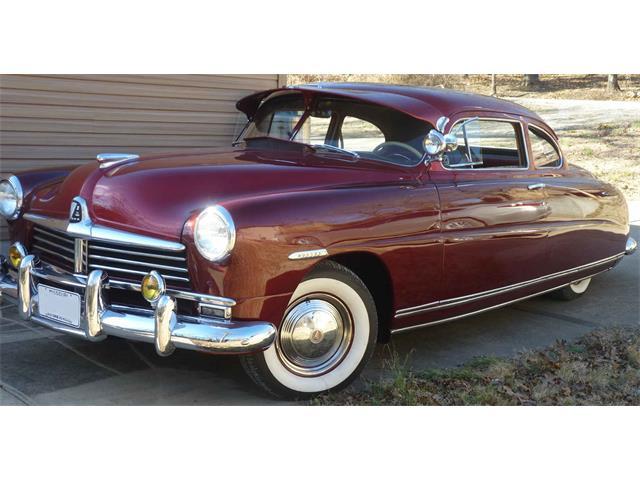 1949 Hudson 2-Dr Coupe (CC-1314037) for sale in Sullivan, Missouri