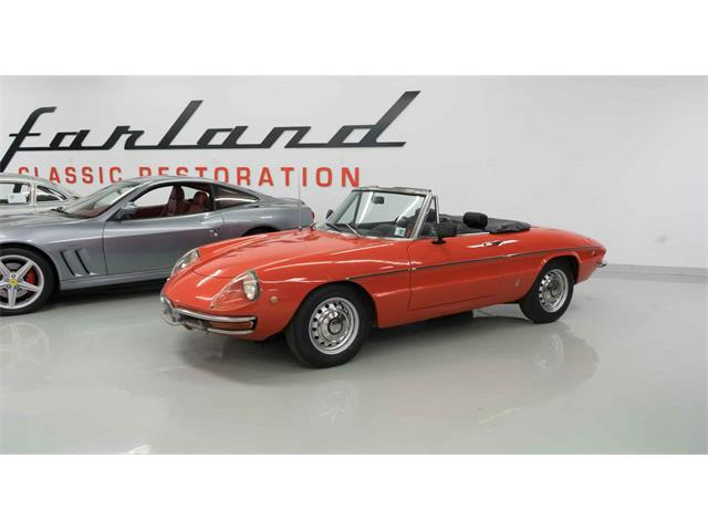1969 Alfa Romeo 1750 Spider Veloce (CC-1314069) for sale in Denver, Colorado