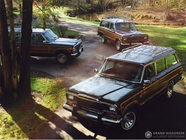 1985 Jeep Grand Wagoneer (CC-1314070) for sale in Bemus Point, New York
