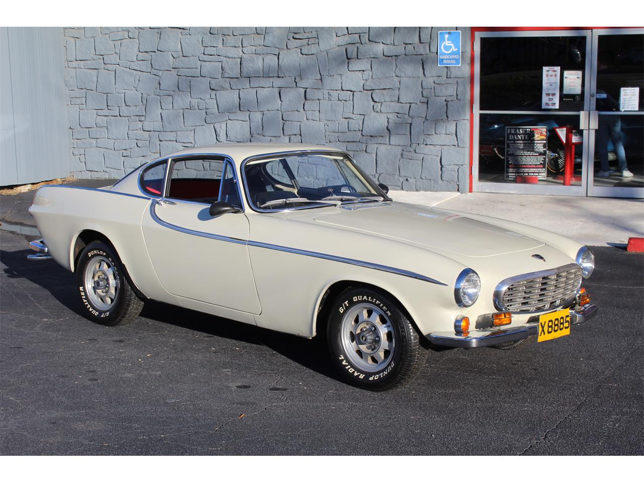 1967 Volvo P1800S (CC-1310415) for sale in Roswell, Georgia