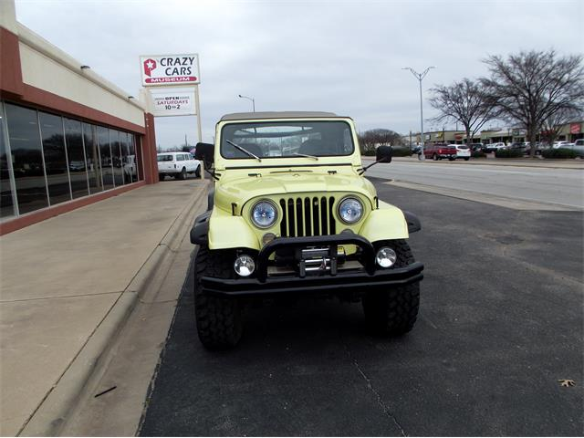 1979 Jeep CJ5 (CC-1310416) for sale in wichita Falls, Texas