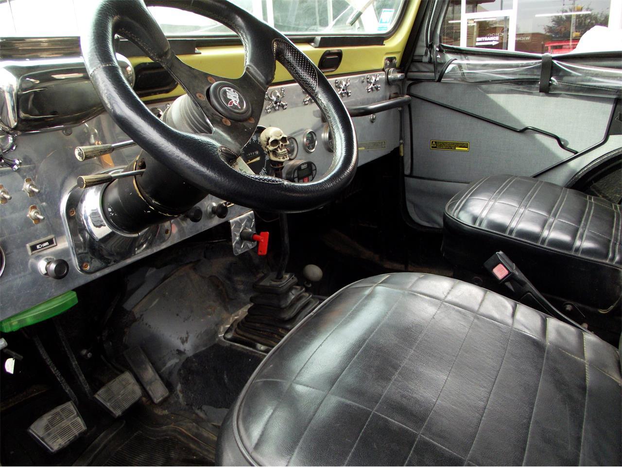 1979 Jeep CJ5 (CC-1310416) for sale in wichita Falls, Texas