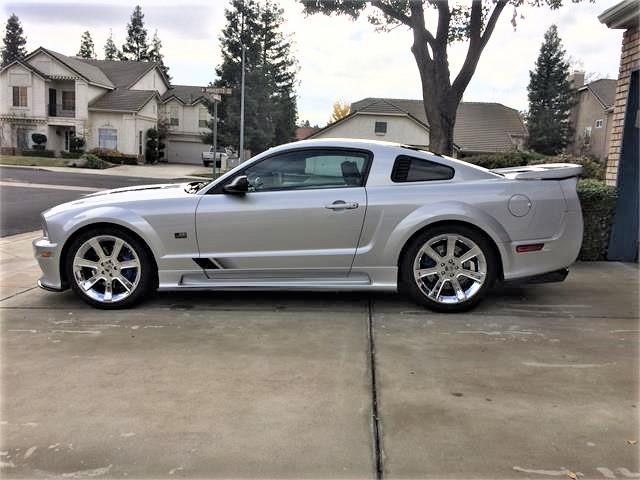 2006 Ford Mustang (Saleen) (CC-1314185) for sale in Clovis, California