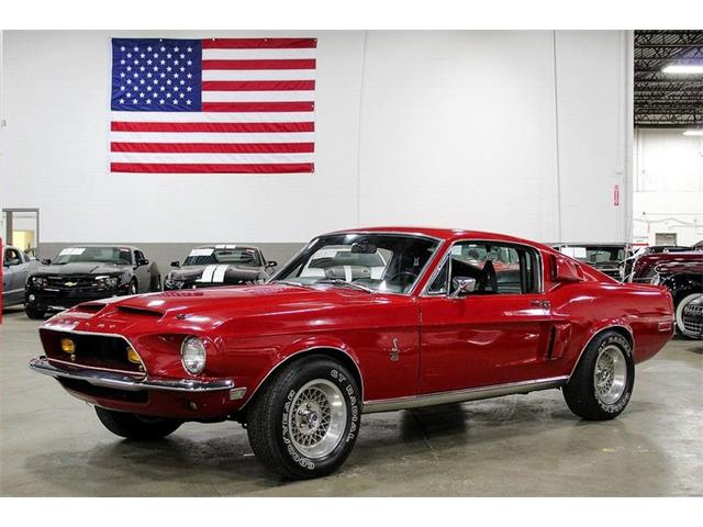 1968 Shelby GT500 (CC-1314198) for sale in Kentwood, Michigan
