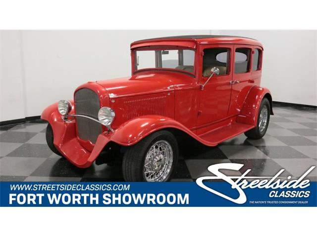 1932 Plymouth 4-Dr Sedan (CC-1314201) for sale in Ft Worth, Texas