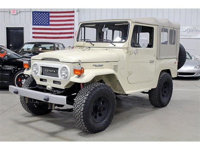 1978 Toyota Land Cruiser FJ (CC-1314202) for sale in Kentwood, Michigan