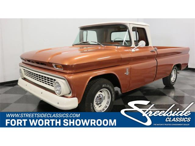1966 Chevrolet C10 (CC-1314204) for sale in Ft Worth, Texas