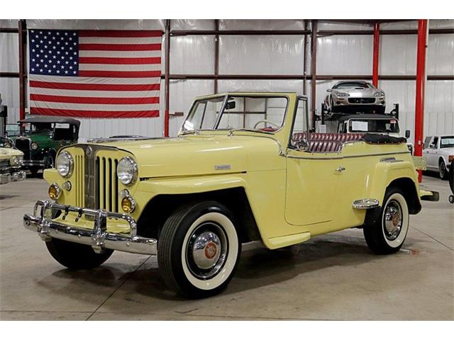 1948 Willys Jeepster (CC-1314205) for sale in Kentwood, Michigan