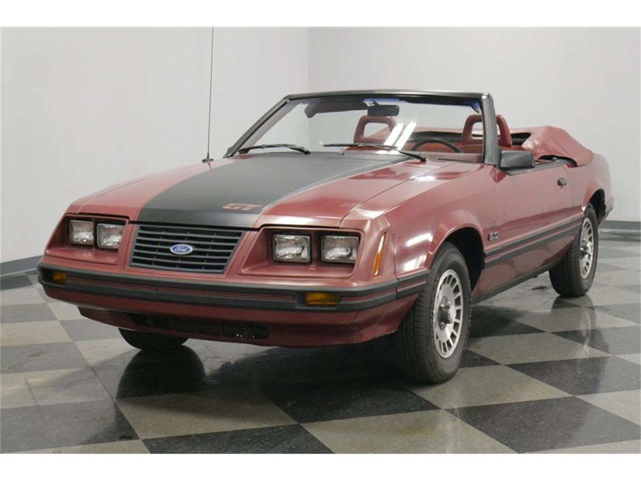 1984 Ford Mustang (CC-1314214) for sale in Lavergne, Tennessee