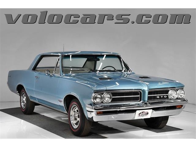 1964 Pontiac GTO (CC-1314220) for sale in Volo, Illinois