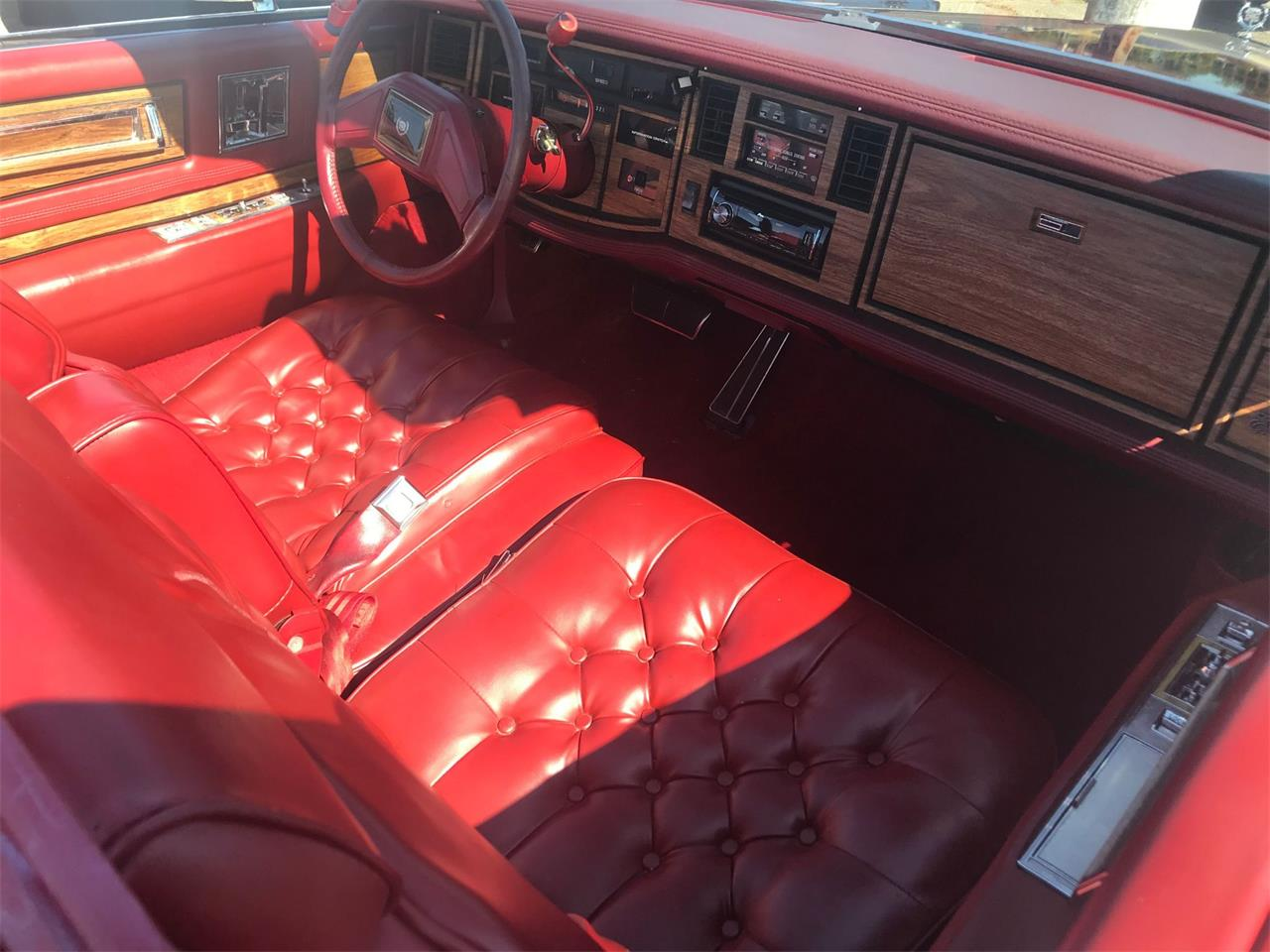 1985 Cadillac Eldorado (CC-1314227) for sale in Stratford, New Jersey