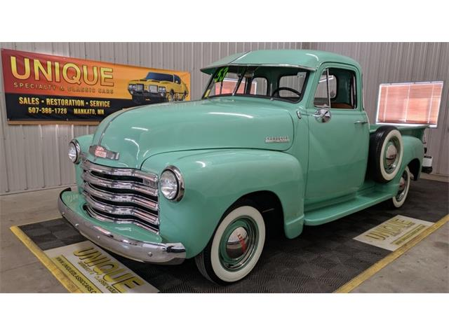 1953 Chevrolet 3100 (CC-1314233) for sale in Mankato, Minnesota