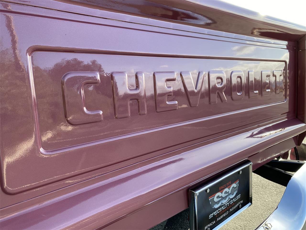 1966 Chevrolet C10 (CC-1314236) for sale in Fairfield, California