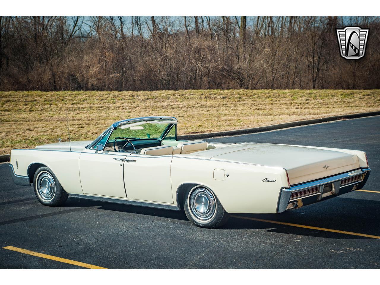 1966 Lincoln Continental (CC-1314238) for sale in O'Fallon, Illinois