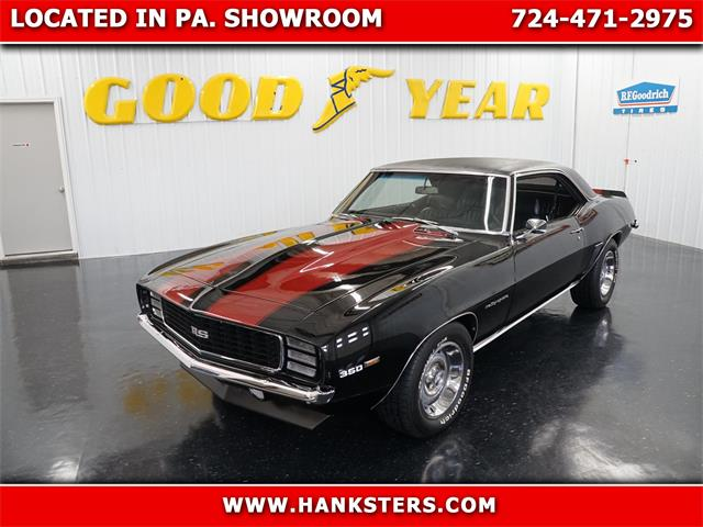 1969 Chevrolet Camaro RS (CC-1314240) for sale in Homer City, Pennsylvania