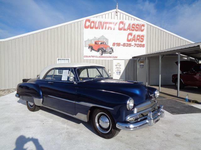 1951 Chevrolet Deluxe (CC-1314244) for sale in Staunton, Illinois