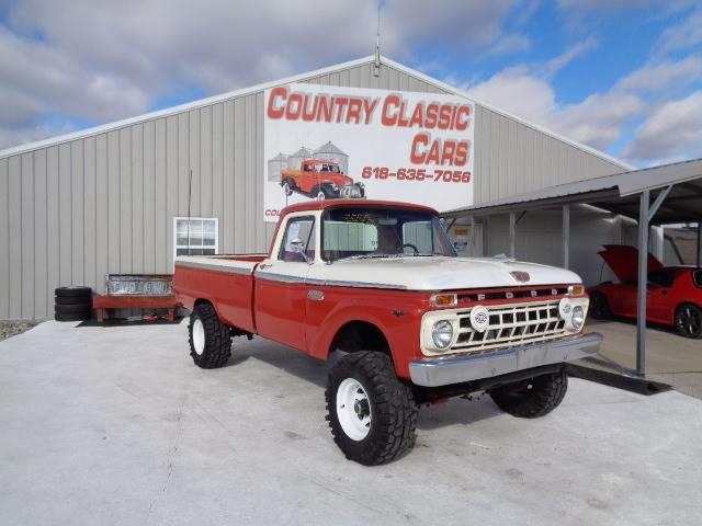 1965 Ford F100 (CC-1314246) for sale in Staunton, Illinois