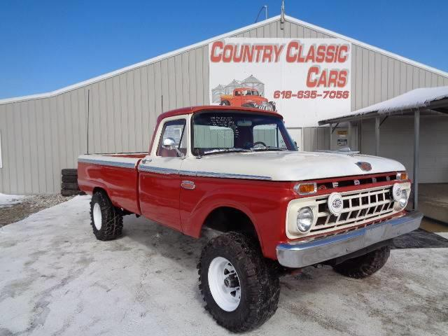 1965 Ford F100 (CC-1314246) for sale in Staunton, Illinois