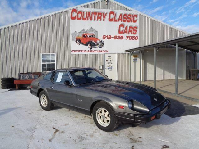 1982 Datsun 280ZX (CC-1314251) for sale in Staunton, Illinois
