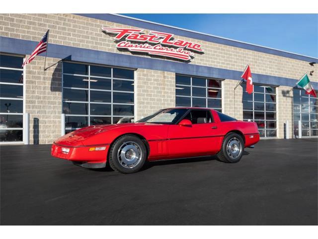 1987 Chevrolet Corvette (CC-1314254) for sale in St. Charles, Missouri