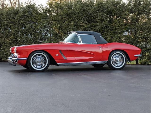1962 Chevrolet Corvette (CC-1314261) for sale in Greensboro, North Carolina