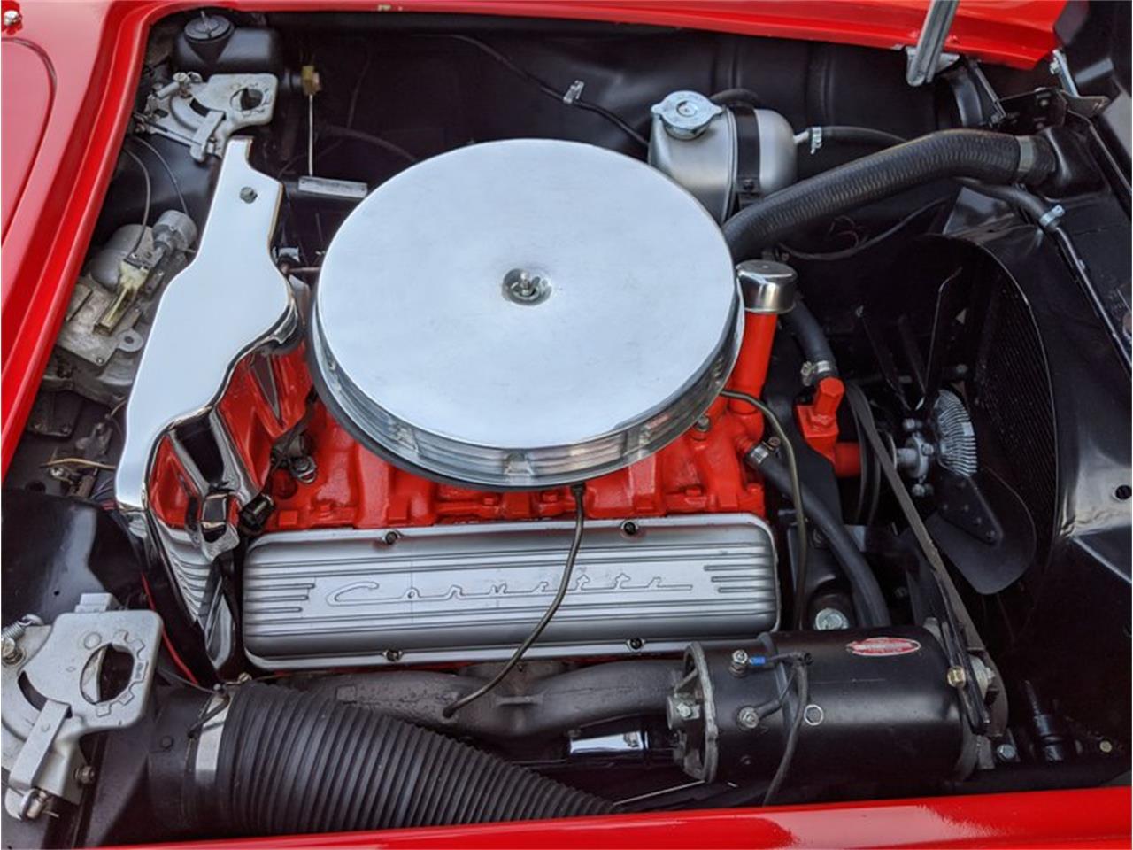 1962 Chevrolet Corvette (CC-1314261) for sale in Greensboro, North Carolina