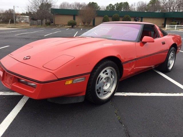 1990 Chevrolet Corvette (CC-1314263) for sale in Greensboro, North Carolina