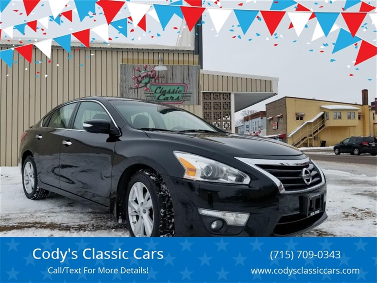 2013 Nissan Altima (CC-1314273) for sale in Stanley, Wisconsin