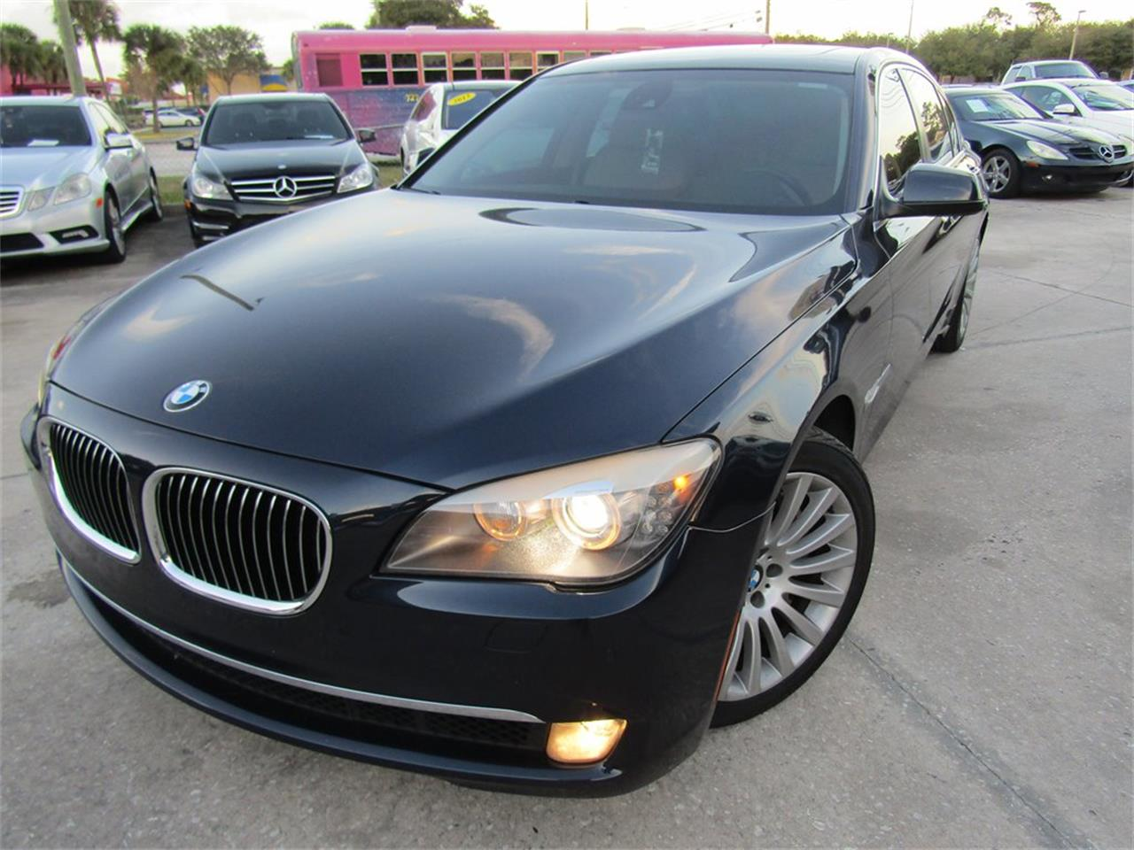 2012 BMW 7 Series (CC-1314275) for sale in Orlando, Florida
