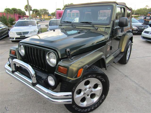 1997 Jeep Wrangler (CC-1314278) for sale in Orlando, Florida
