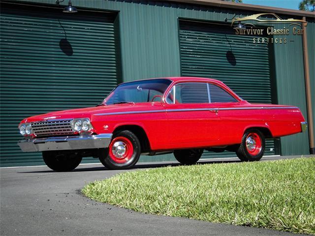 1962 Chevrolet Bel Air (CC-1314294) for sale in Palmetto, Florida
