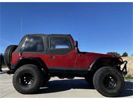 1999 Jeep Wrangler (CC-1310043) for sale in Cadillac, Michigan