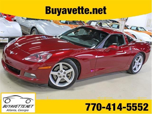 2007 Chevrolet Corvette (CC-1314307) for sale in Atlanta, Georgia