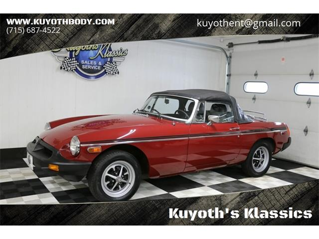 1977 MG Midget (CC-1314309) for sale in Stratford, Wisconsin