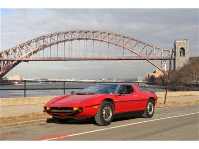 1973 Maserati Bora (CC-1314315) for sale in Astoria, New York