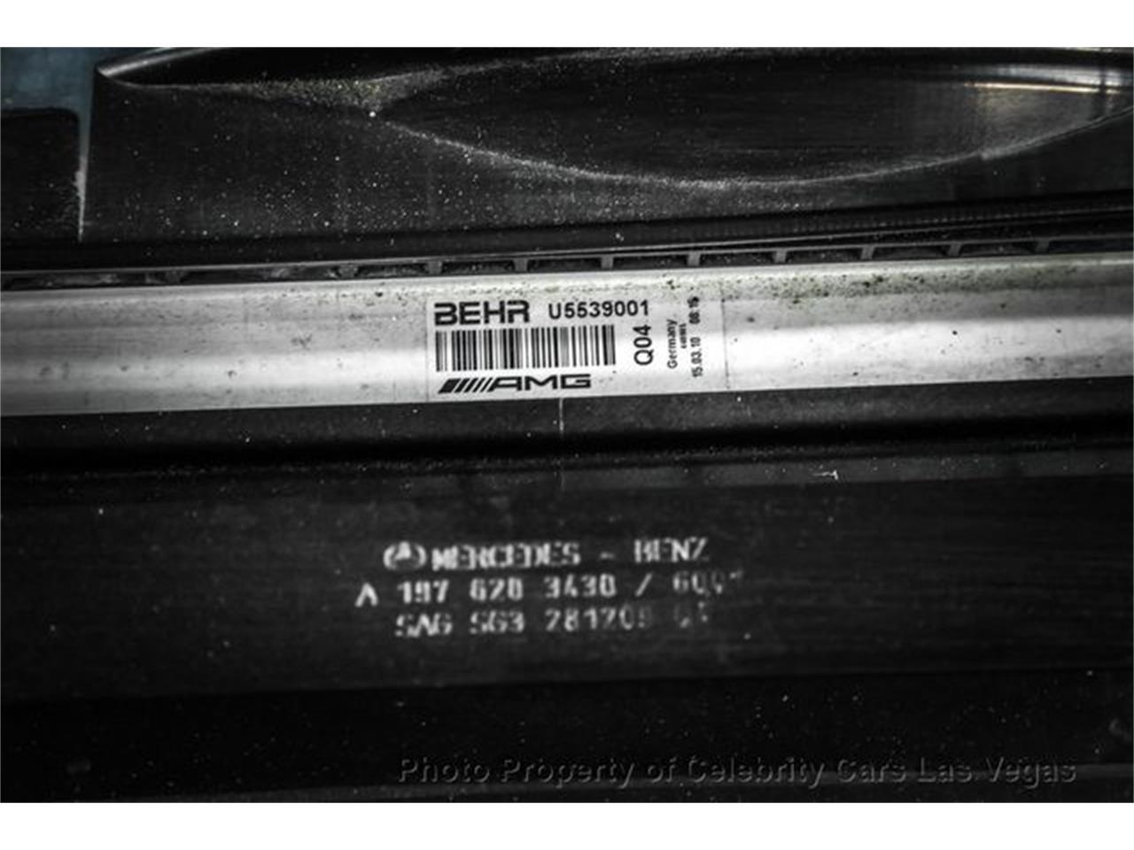 2011 Mercedes-Benz SLS AMG (CC-1314324) for sale in Las Vegas, Nevada