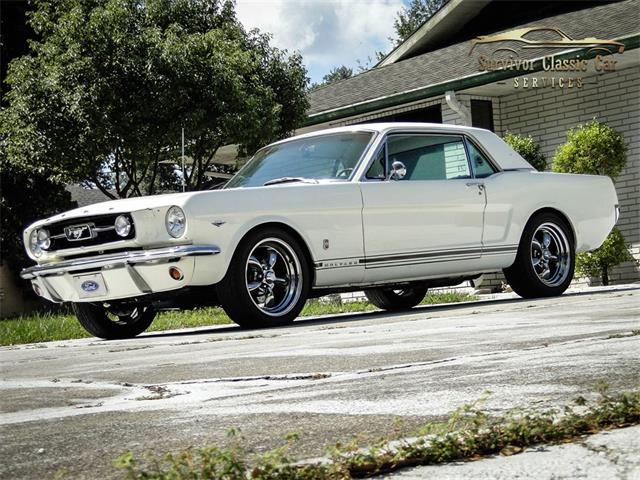 1966 Ford Mustang (CC-1314326) for sale in Palmetto, Florida