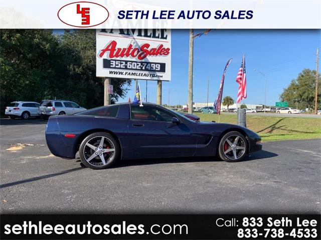 2000 Chevrolet Corvette (CC-1314327) for sale in Tavares, Florida