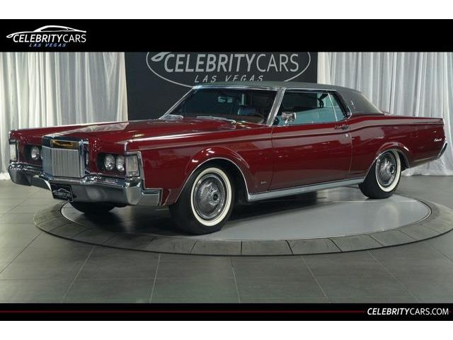 1969 Lincoln Continental (CC-1314330) for sale in Las Vegas, Nevada