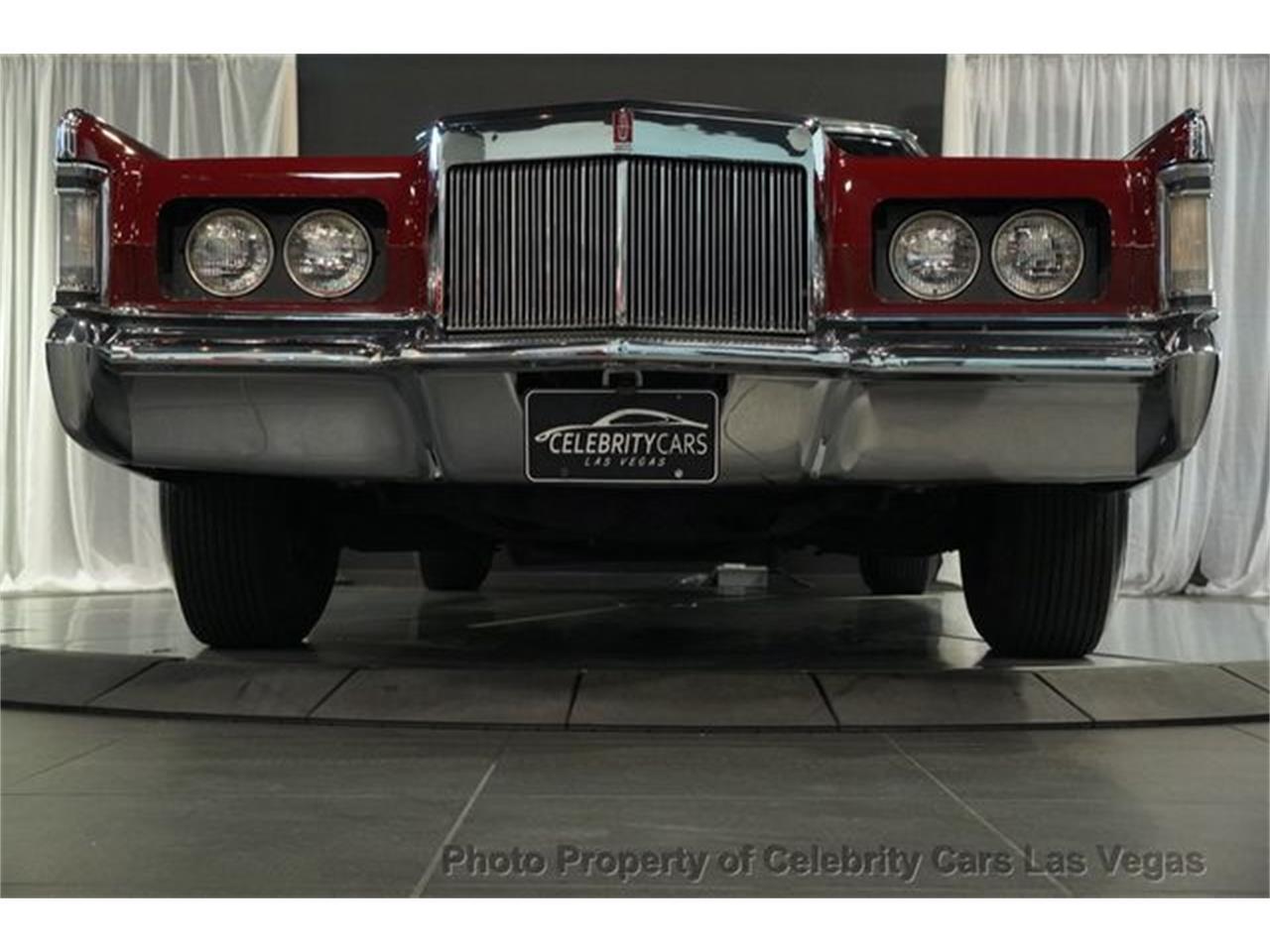 1969 Lincoln Continental (CC-1314330) for sale in Las Vegas, Nevada