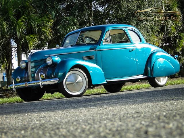 1939 Pontiac Business Coupe (CC-1314333) for sale in Palmetto, Florida