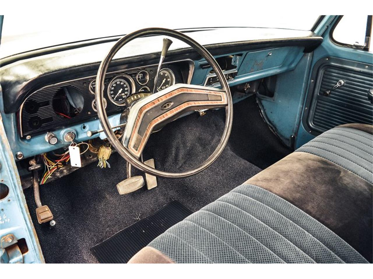1971 Ford F100 (CC-1314342) for sale in Sherman, Texas