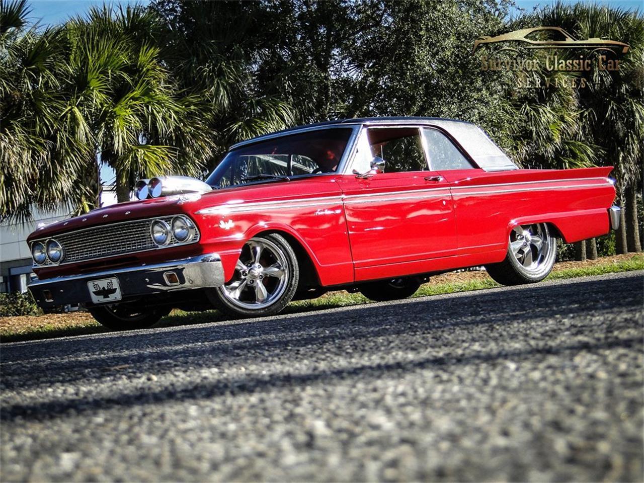 For Sale: 1963 Ford Fairlane 500 in Palmetto, Florida