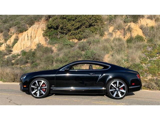 2013 Bentley Continental (CC-1314355) for sale in San Diego, California